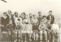 Lymanville School 1929