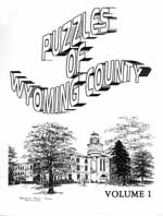 Puzzles of Wyoming County
