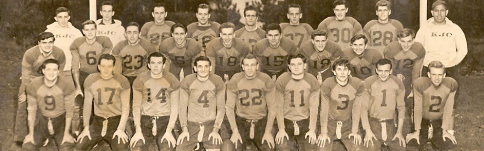 Keystone Football 1949