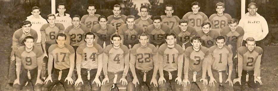 Keystone Football 1949
