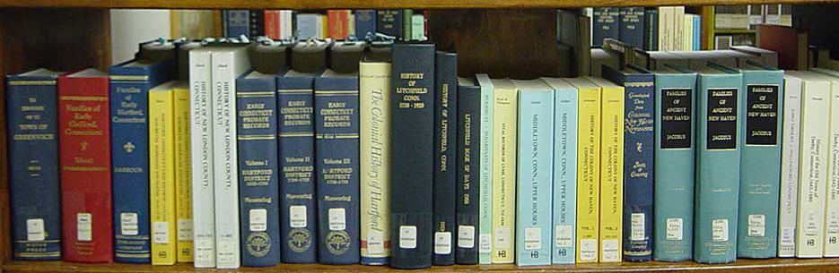 WCHS bookshelf