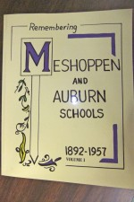 A History of Auburn and Meshoppen Schools 1892-1957