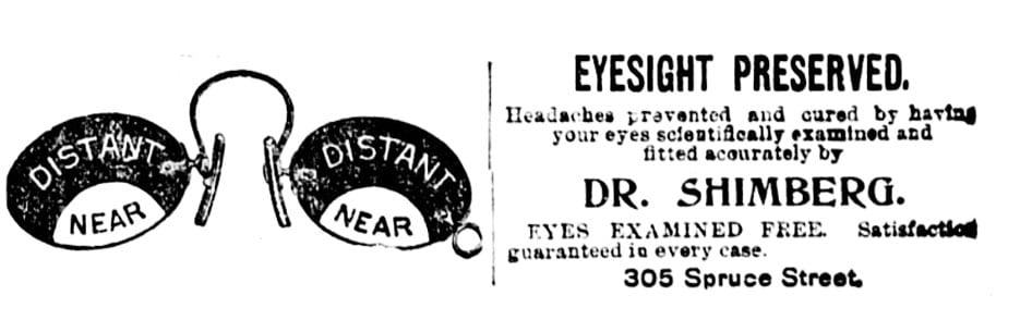 Eyesight Ad