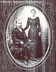 Jacob and Elizabeth (KREWSON) DENMON