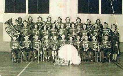 Nicholson High School Band