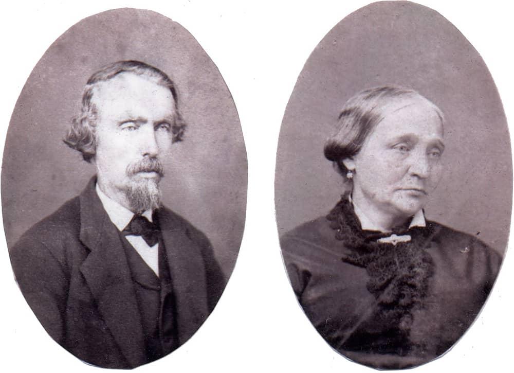 Carl & Catherine_Henninger
