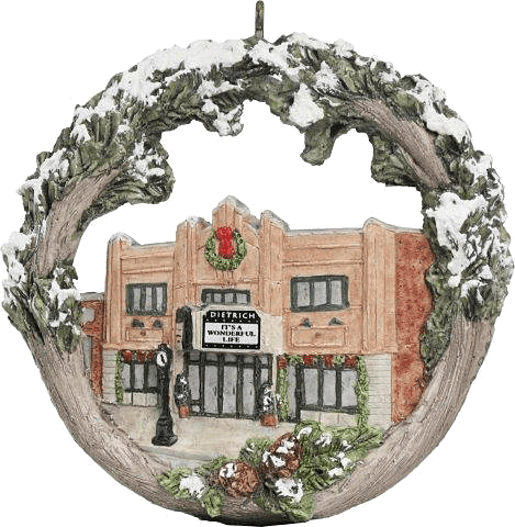 commemorative ornaments wyoming county historical society. Black Bedroom Furniture Sets. Home Design Ideas