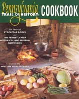 PA Trail of History Cookbook cover