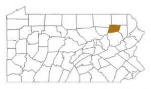 PA Counties