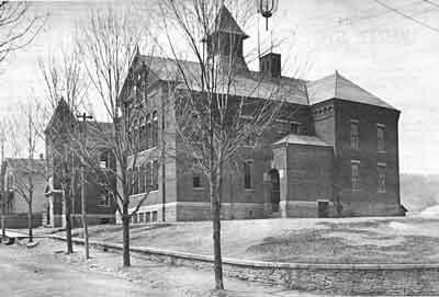 School building photo