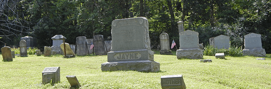 Wyoming County Cemeteries | Wyoming County Historical Society