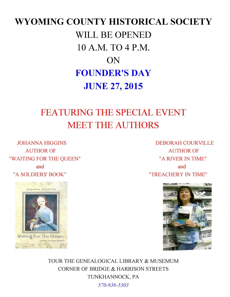Founder's Day 2015
