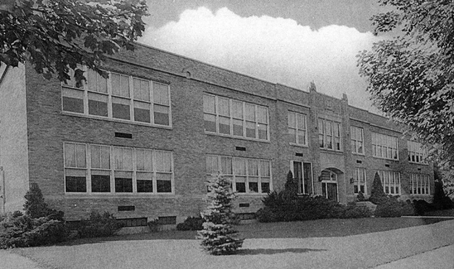High School, Tunkhannock