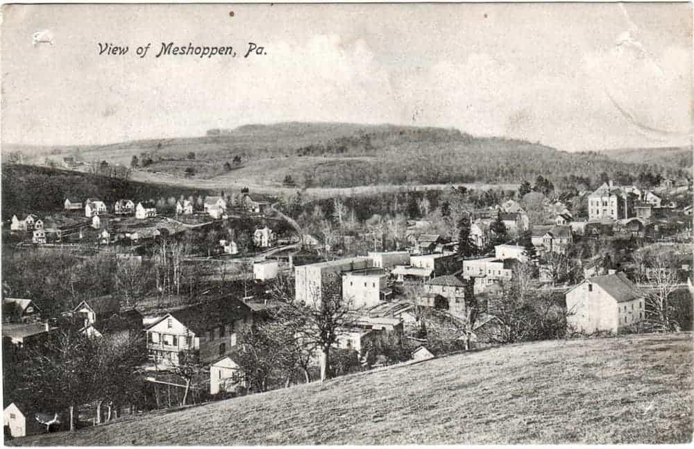 Meshoppen circa 1907