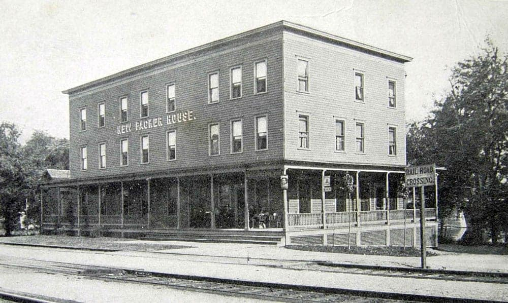 New Packer House hotel, Tunkhannock