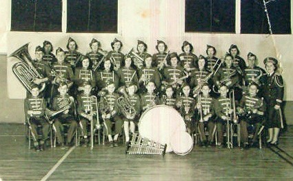 Nicholson High School Band