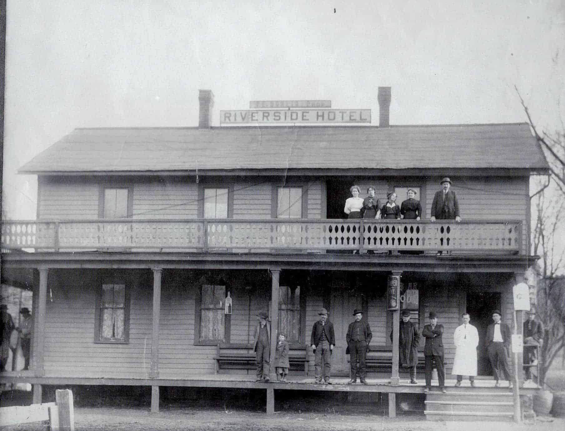 Riverside Hotel Meshoppen
