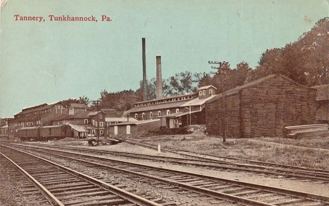 Tannery in Tunkhannock PA