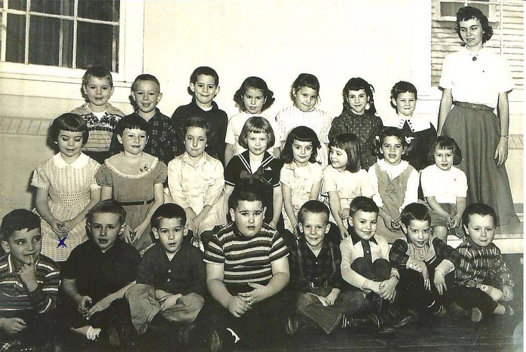 Tunkhannock Kindergarten Class