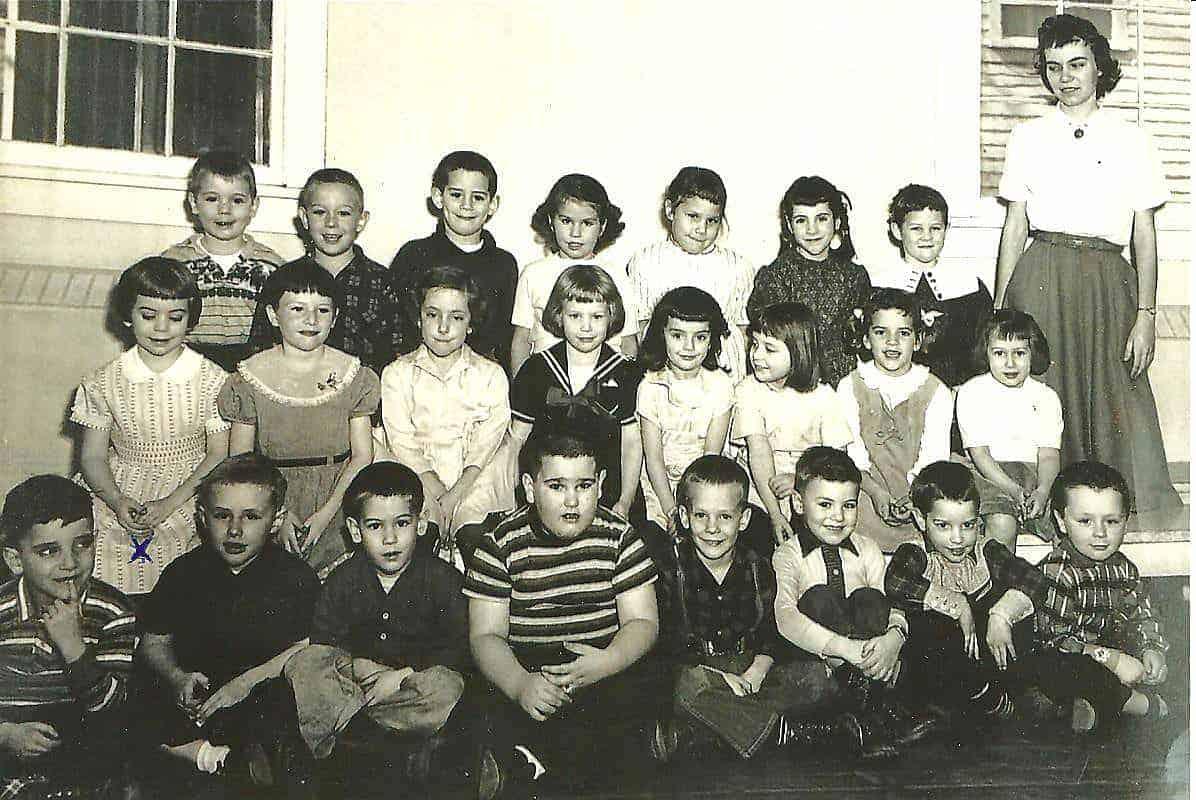 Tunkhannock Kindergarten Class 1958-59