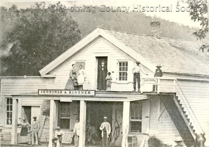 Jennings & Kintner store in Mehoopany, PA