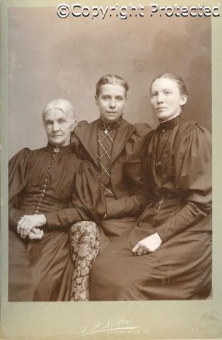 Unknown Three-generation