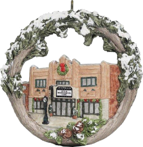 Dietrich Theater ornament