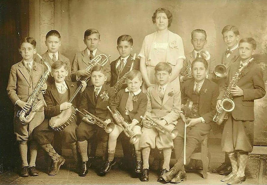 Tunk School Orchestra