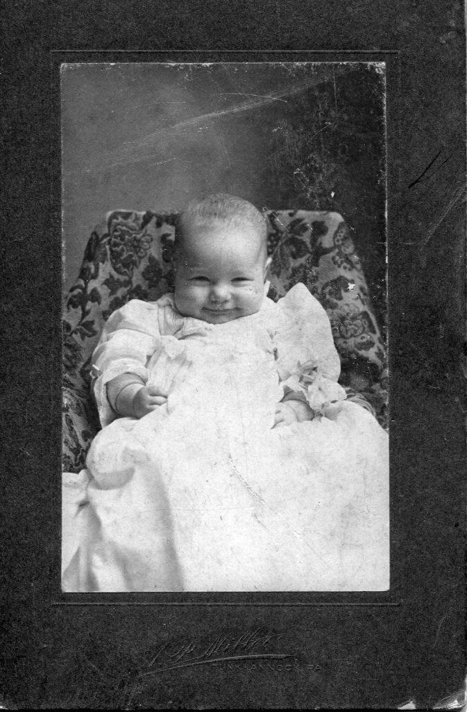Infant Dorothy