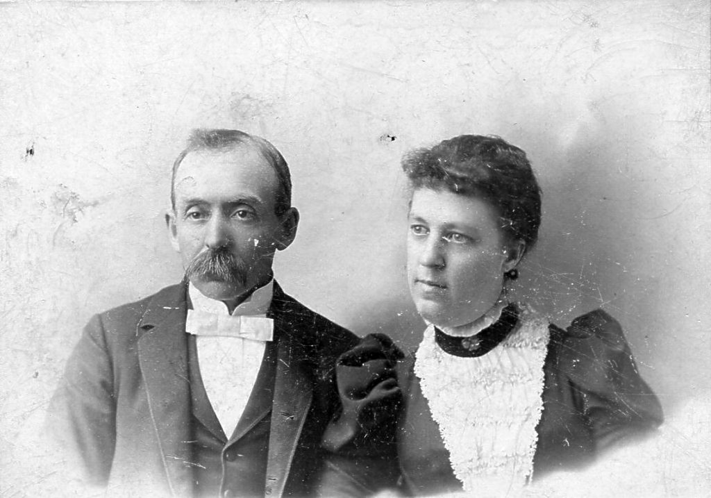 Crawford H. Mathewson & Frances M. Wetherbee Mathewson