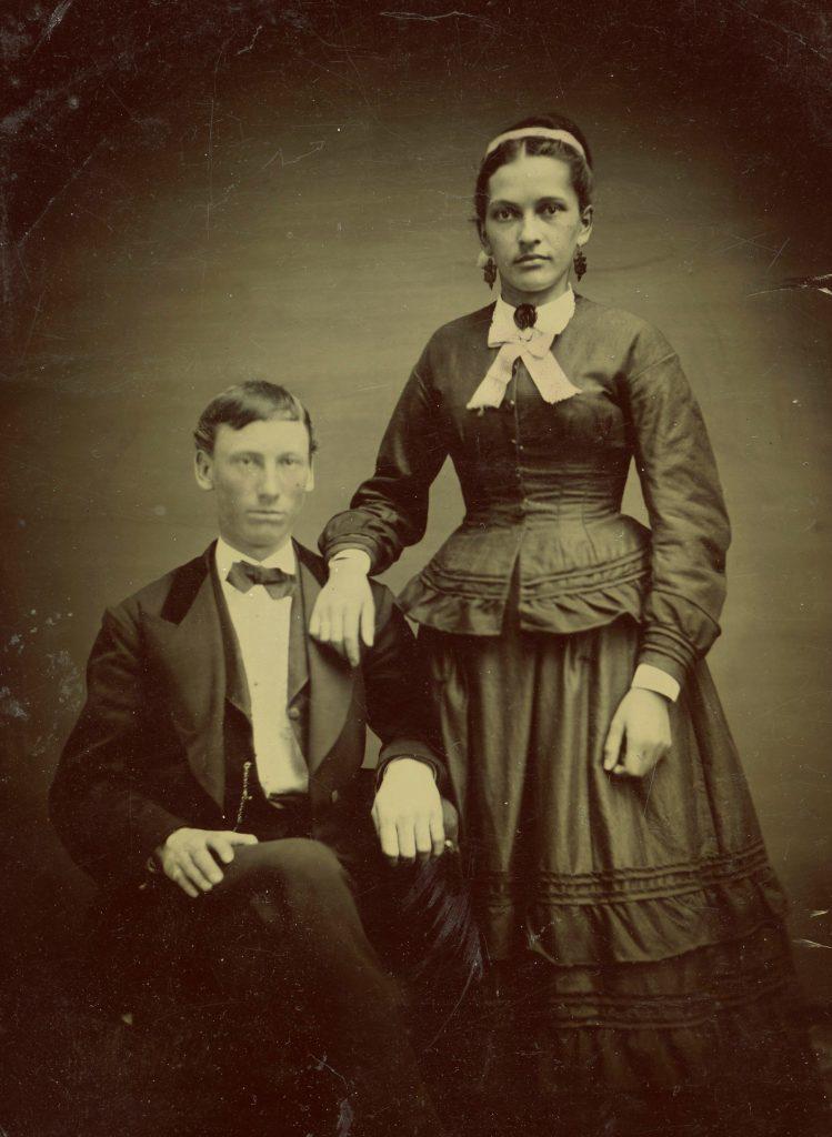Alpheus J. & Elizabeth Keyport Beem