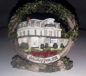 Tyler Mem Hosp ornament